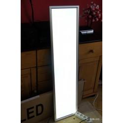 Plafon led panel led 32W prostokątny nawierzchniowy sufitowy 30x120cm