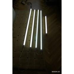 Lampa Świetlówka LED Zintegrowana 9W T5-60 144 LED 650LM Zimna