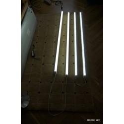 Lampa Świetlówka LED Zintegrowana 18W T5-120 144 LED 1360LM Zimna