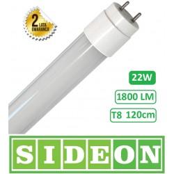 Lampa Świetlówka Jarzeniówka 22W T8-120 1800LM Zimna