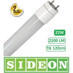 Lampa Świetlówka Jarzeniówka 22W T8-120 2200LM Zimna