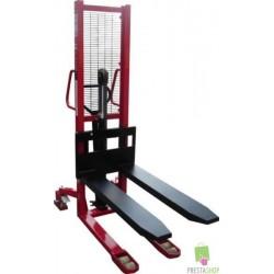 Wózek Paletowy Masztowy Paleciak 1000kg PTM 1016DR LEMA