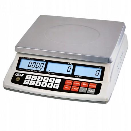 Waga sklepowa DIBAL SPC-S 15/30kg