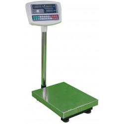 Kalkulacyjna waga do paczek, skrzynek, worków, superdokładna Sideon DY618 50x40cm do 300kg