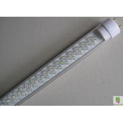 Lampa Świetlówka Jarzeniówka 9W T8-60 144LED 650LM Zimna Przezroczysta