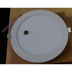 Plafon led panel led 12W wpuszczany dzienne światło