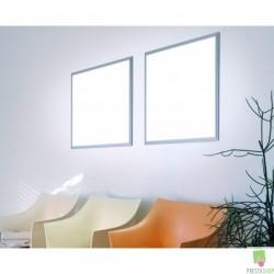 Plafon led panel led 60x60cm 40W wpuszczany nawierzchniowy dzienne światło