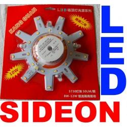 Wkład led magnetyczny 10W do lampy,plafoniery Sideon