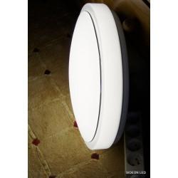 Ozdobny plafon led 37cm panel ledowy lampa led 24W naturalne białe światło Sideon Warszawa