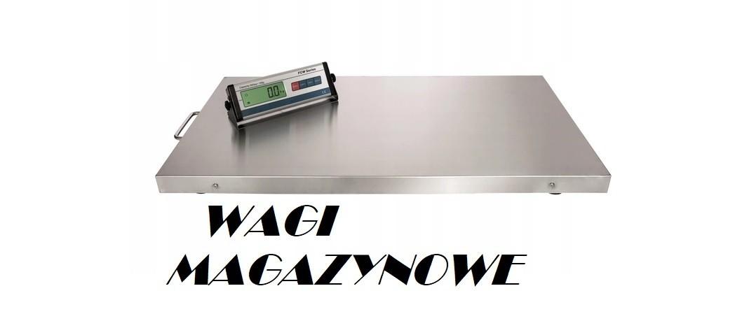 Waga magazynowa 10g dokładności sideon Warszawa